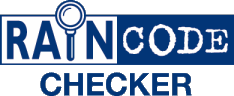 Logo_RainCodeChecker